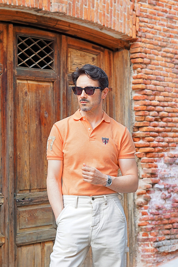 ideas de outfit de verano para hombre