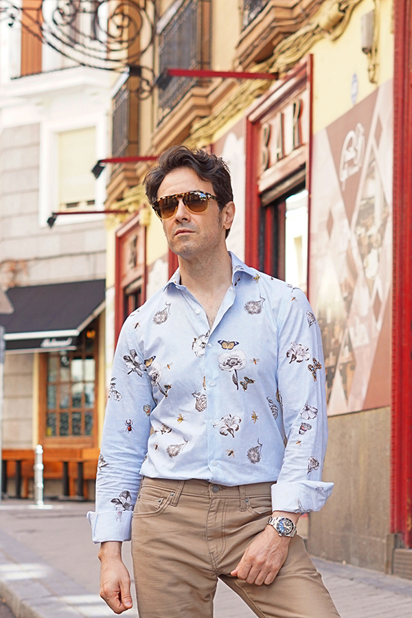 summer style for men