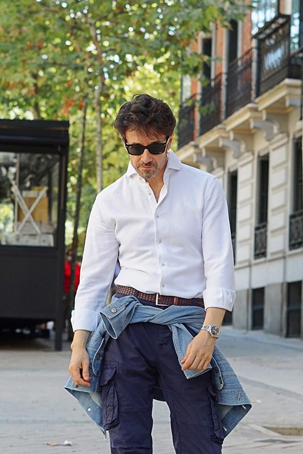 autumn street style for men